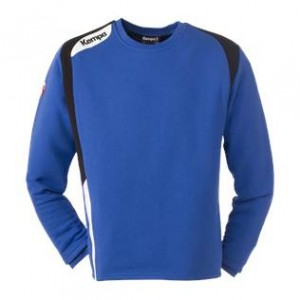 Camiseta Kempa Base Goalkeeper - Azul Royal, Negro y Blanco